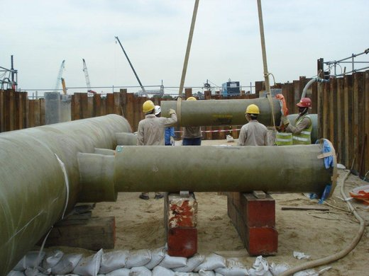 Flanged stub pipe installation Singapore.jpg